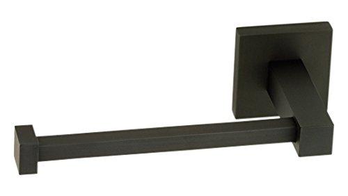 Alno A8461-BRZ Contemporary II Modern Tissue Holder, 6-7/8
