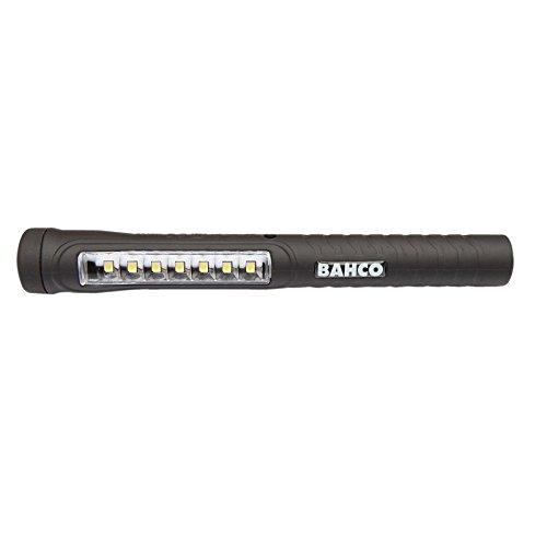 Bahco BLTS7P - Lámpara Linterna De Bolsillo 7+1 Leds Smd (45 Lumens): Amazon.es: Bricolaje y herramientas