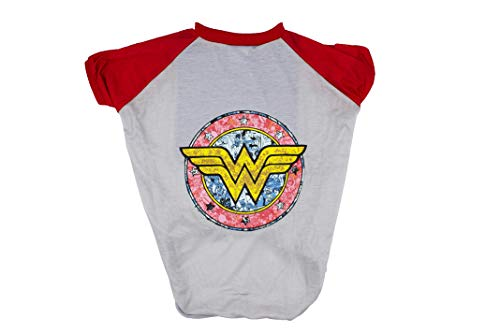 DC Comics Wonder Woman T-Shirt for Dogs |
