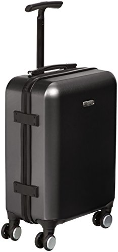 AmazonBasics Hardshell Spinner Suitcase with Built-In TSA Lock, 20-Inch