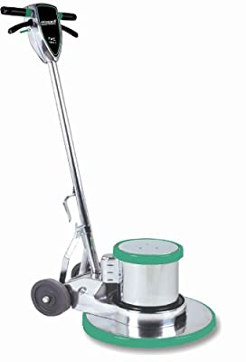 Bissell Heavy Duty Floor Polishing Machine 175/300 RPM 1.5 HP Dual Speed with Interchangeable Aprons BGC-2