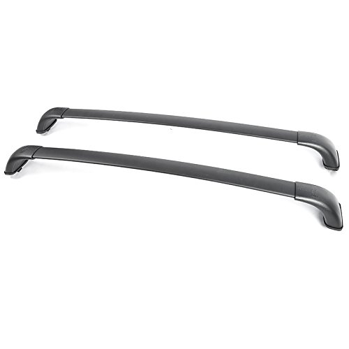 Advan-Emotion Toyota Highlander XLE 14-16 Roof Top Rack Cross Bar Luggage Carrier 2PCS Black