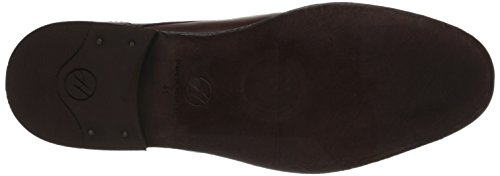 H By Hudson Mens Dylan Oxford Brown