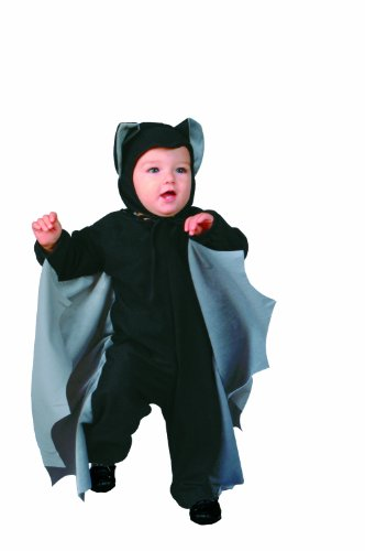 RG Costumes Grey Cute-T Bat Toddler Costume