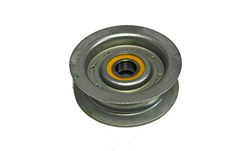 "John Deere GY20067 GY22172 Genuine OEM Flat Idler 100 series LA L D 42"" 48"" deck"