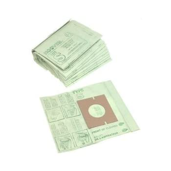 6 Hoover Type SR Canister Allergy Vacuum Bags 401011SR Duros Maytag Legend S3590