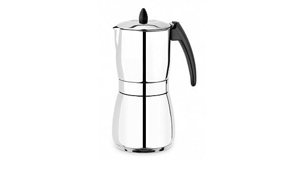 Cafetera express inox Bra Nova 12 tazas: Amazon.es: Hogar
