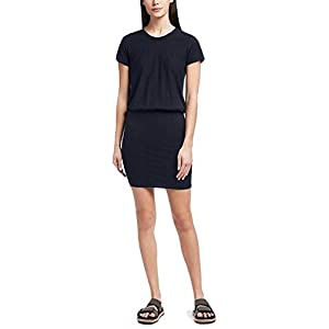Best Epic Trends 31dtOdo9URL._SS300_ James Perse Short Sleeve BLOUSTON T-Shirt Jersey Dress SZ 2 French Navy