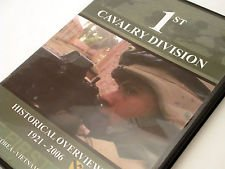1st cavalry division historical overview 1921 - 2006 dvd -