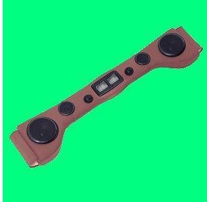 6spk Soundbar Jeep Wrangler Cj Tj Yj Sound Bar Spice