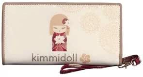 Kimmidoll Collection Monedero Estuche Portatodo Beige Mujer: Amazon.es: Equipaje