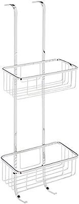 Cornat colgado cesta para mamparas de ducha, acero inoxidable, garantiza, 69,5 x 21 cm, 1 pieza, t340200: Amazon.es: Bricolaje y herramientas