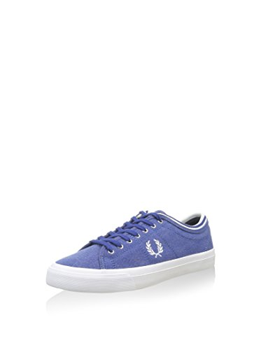 Cuff Kendrick Uomo Fred Tipped Sneaker Pigment Canva Blu Dyed Perry 4F5xtwqR