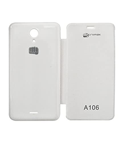separation shoes c78cf 37859 COVERNEW Micromax Unite 2 A106 Flip Cover: Amazon.in: Electronics