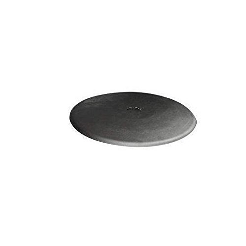 Hearth Products Controls (HPC Round Aluminum Fire Pit Cover (FPHC-48BL), 48-Inch, Black by Hearth Products Controls