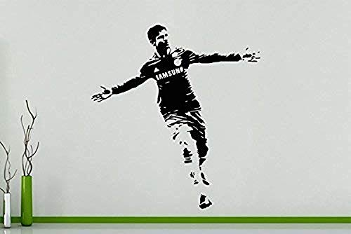 HomeDecorStore Diego Costa Spanish Spain Footballer Football Player Wall Art Decal HDS7029