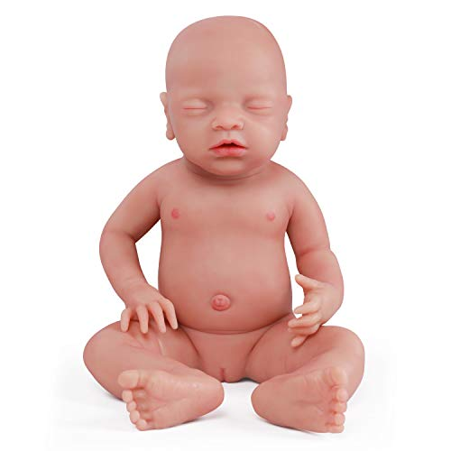 vollence Realistic Sleeping Silicone Handmade product image
