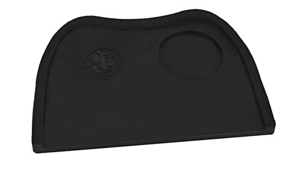 Black Rhino Coffee Gear RWBTM Rhino Bench Tamp Mat 5.7 x 8.11