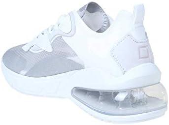 Luxury Fashion | D.a.t.e. Dames W321ARHRWH Wit Synthetische Vezels Sneakers | Lente-zomer 20