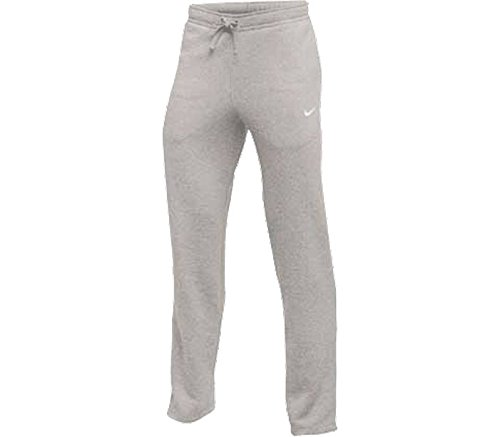Men's Nike Fleece Club Training Pant Dark Heather Grey/Team White Size Small