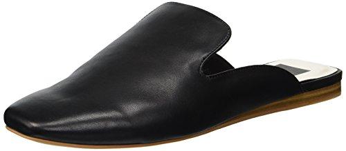 Dolce Vita Women's Brie Mule, Black Leather, 9.5 M US