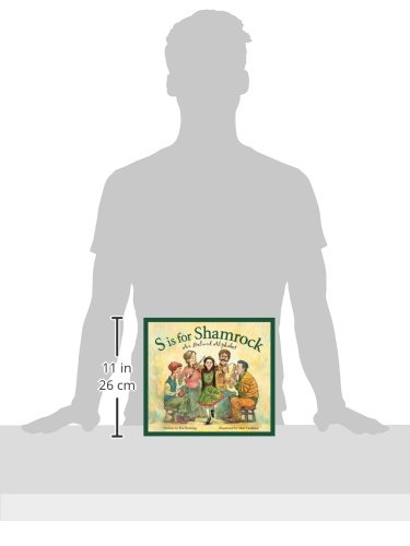 S is for Shamrock: An Ireland Alphabet (Discover the World) by Sleeping Bear Press (Image #2)