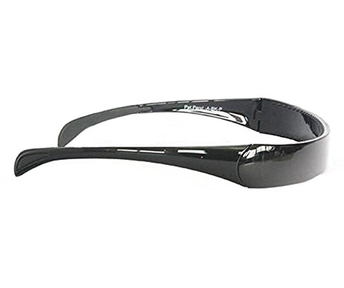 Hinged Headband fits like sunglasses providing lift and style without giving you a headache - by SqHair Band -