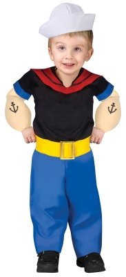 FunWorld 199525 Popeye Toddler -