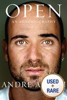 by Andre Agassi Open, An Autobiography [DECKLE EDGE] 1 edition