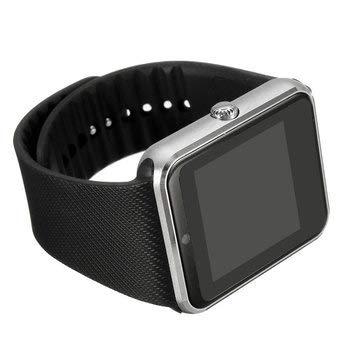 Amazon.com: GT08 MTK6261 - Reloj inteligente Bluetooth con ...