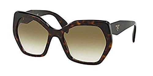 Prada Women's PR 16RSF Sunglasses ()