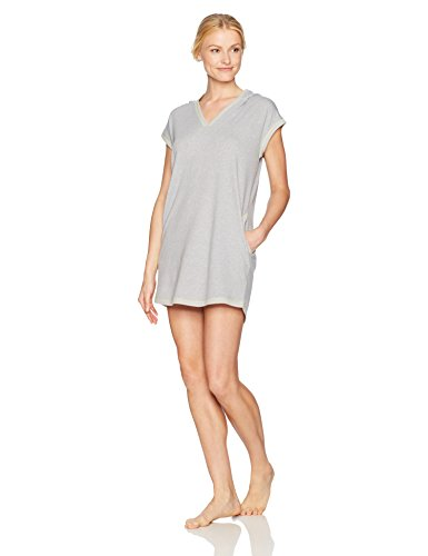 Hooded Spandex Cover Up - 1