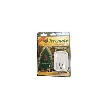 Treemote – Wireless Remote Switch for Christmas Tree and Other Lights