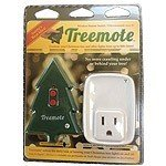 Treemote – Wireless Remote Switch for Christmas Tree and Other Lights ()