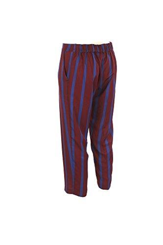 Pantalone Donna Vicolo S Blu/marrone To2467 Primavera Estate 2017