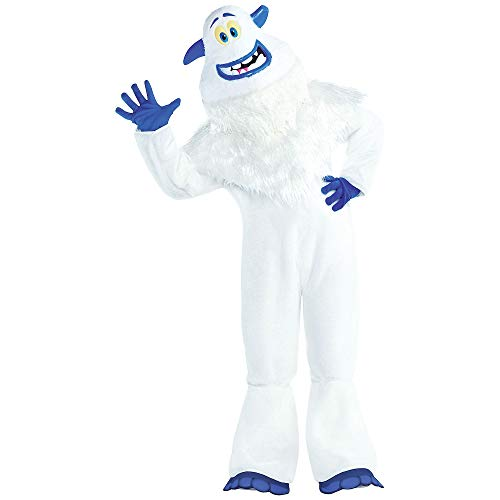 Costumes USA Smallfoot Migo Costume for Boys, Size Small, Includes a Jumpsuit, a Mask, Gloves, a Collar, and More -