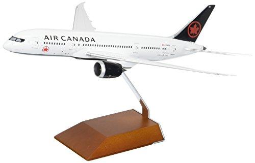 Air Canada Airbus (Gemini200 Air Canada B787-8 C-GHPQ New 2017 Livery 1:200 Scale Diecast Model Airplane)