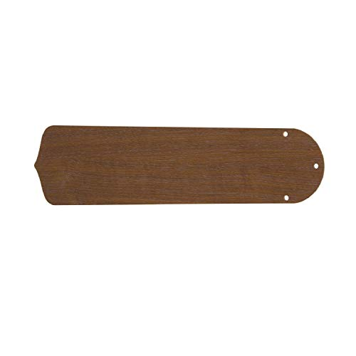 Craftmade BCD52-WWB Contractor's Standard Series Fan Blades Replacement 52-Inch, Washed Walnut, Set of -
