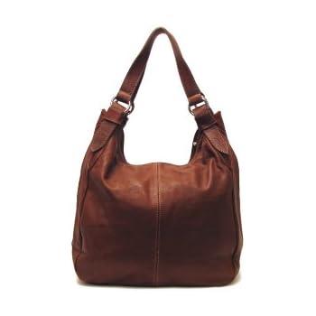 59ecd2f916d0 Amazon.com  Banuce Women Vintage Italian Leather Hobo Handbag ...