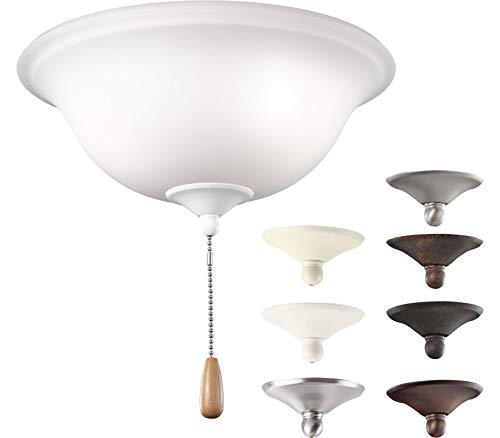 Kichler 338509MUL Accessory Bowl 3 Light, Multiple