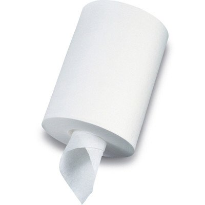 SofPull One-Ply Junior-Capacity Center-Pull Towels in White (Set of 8) ()