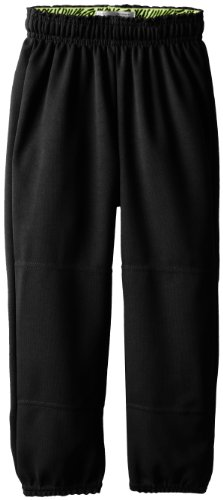 MJ Soffe Girl's Printed Waistband T-Ball Pant