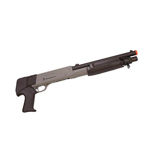 U.S. Marines Airsoft Pump Shotgun, Tan/Brown