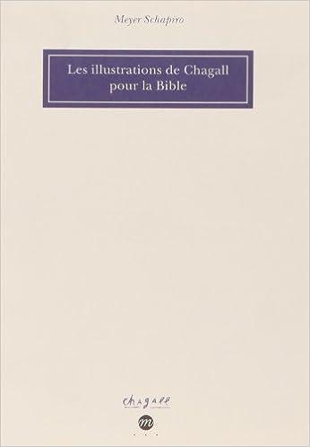 En ligne Les illustrations de chagall pour la Bible pdf