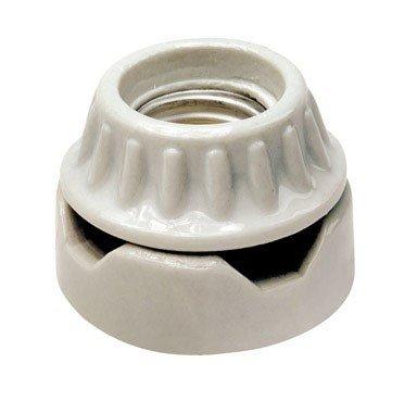 Porcelain Lampholder (Leviton 001-09880 PORCELAIN LAMPHOLDER White)
