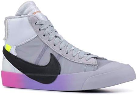 vendita allasta Sposa Trasparente  Nike the 10 nike blazer mid off-white WOLF GREY (45): Buy Online at Best  Price in UAE - Amazon.ae