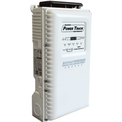 Magnum Energy PT-100 Maximum Power Point Tracker (MPPT) Charge Controller, Designed to work with a Magnum Panel (MP) or Mini-Magnum Panel (MMP), Single controller supports a large PV array up to 6600W