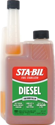 Diesel Fuel Stabilizer by STABIL