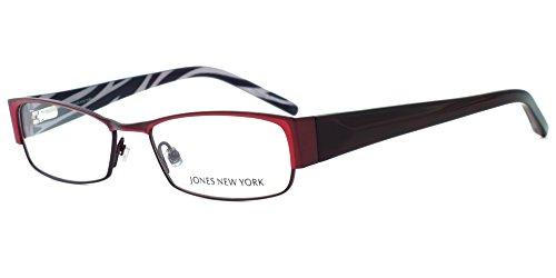 Jones New York J446 Eyeglasses Wine 52-17-135