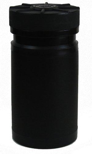 mono-vault-120-black-dry-box-cache-tube-105-diameter-x-205-high
